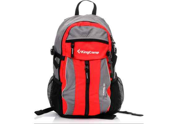 Plecak Cherry 22 czerwony