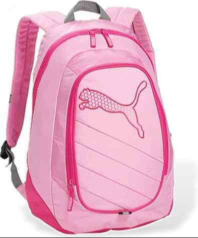 Plecak Puma Big Cat Backpack różowy
