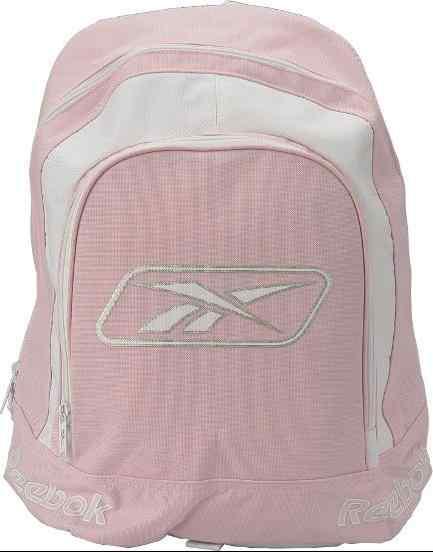 4805dc14e2720 Plecak Reebok AUWK6315-63A różowo biały