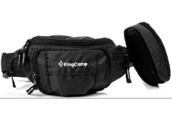 SASZETKA KING CAMP BIRD KB3278 czarna