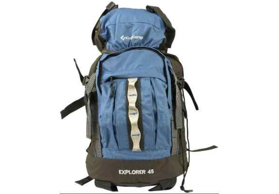 Plecak King Camp Explorer 45 niebieski