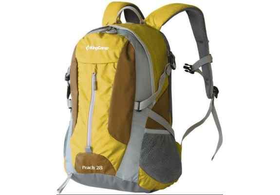 Plecak King Camp Peach 28 żółty