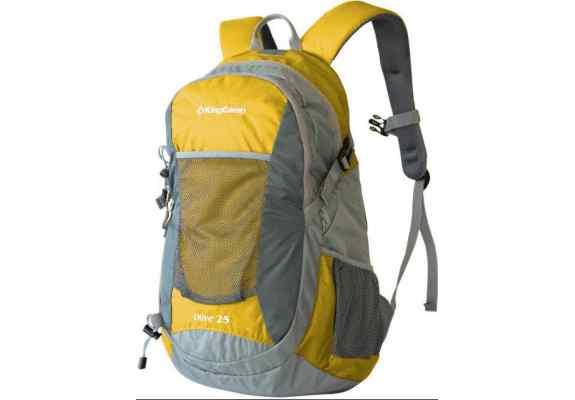 Plecak King Camp Olive 25 żółty
