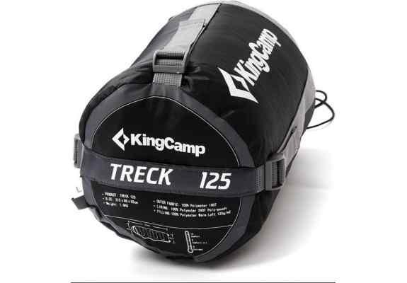 Śpiwór King Camp Treck 125 szary