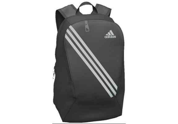 Plecak Adidas BP 3S INSP czarny srebrne logo X14721