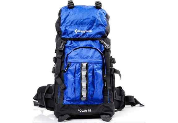 Plecak KING CAMP POLAR 45 KB3302 NIEBIESKI