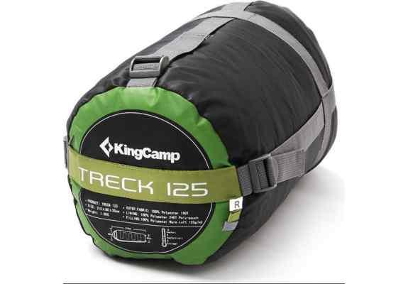 Śpiwór King Camp Treck 125 zielony