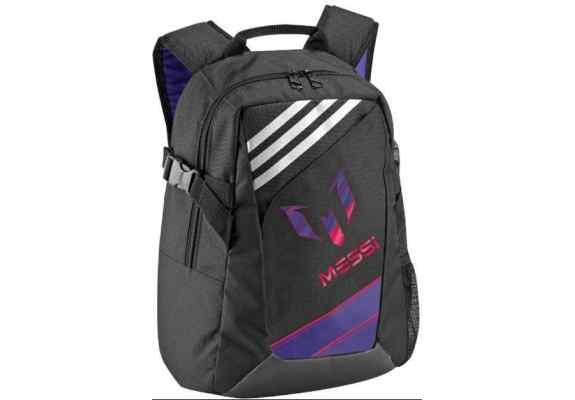 Plecak ADIDAS YB MESSI BP G68579 czarno-fioletowy