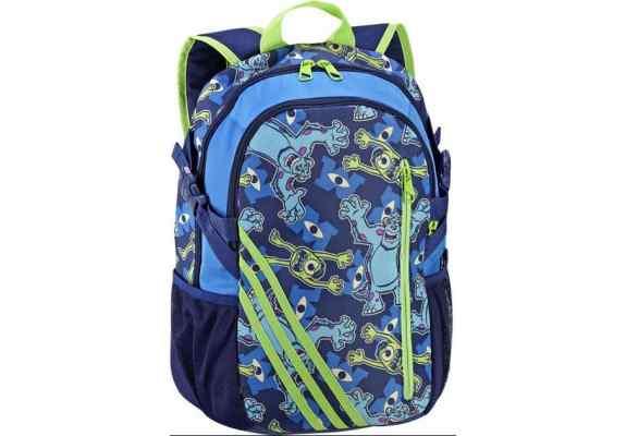 Plecak Adidas DISNEY BP MED. MONSTER G74358 (Uniwersytet Potworny)