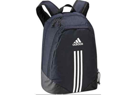 Plecak Adidas BP 3S granatowy białe logo X19105
