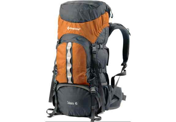 Plecak King Camp Sahara 45 pomarańczowy