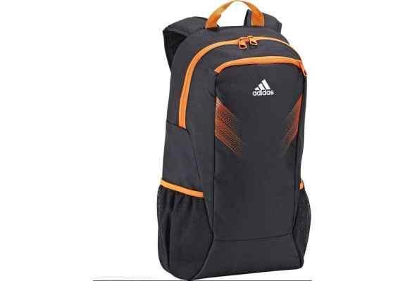 Plecak Adidas SAMBA F82138 czarno-pomarańczowy