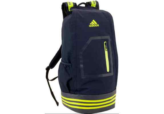 Plecak Adidas ACTIVE LIFE 2 F49810 granatowo-żółty