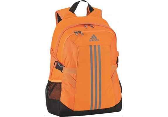 Plecak Adidas BP POWER II F49835 pomarańczowo-czarny