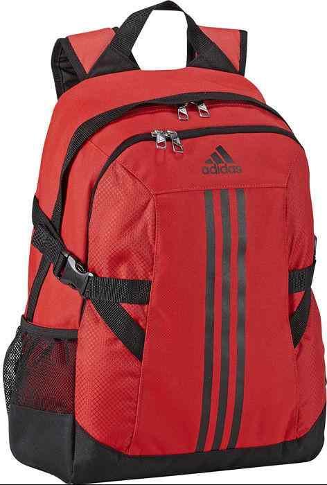 a72211e832b53 Plecak Adidas BP POWER II F49836 czerwony