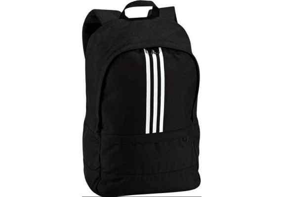 Plecak Adidas VERSATILE 3S F49827 czarny, białe logo