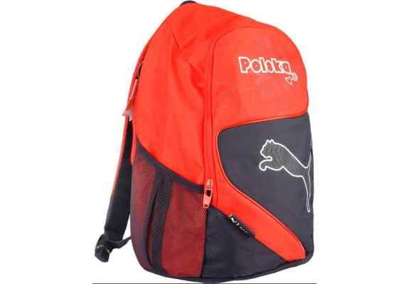 Plecak Puma Polska czerwono granatowy
