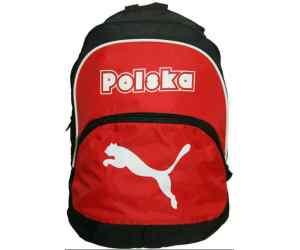Plecak Puma Polska-Team Czarno Czerwony