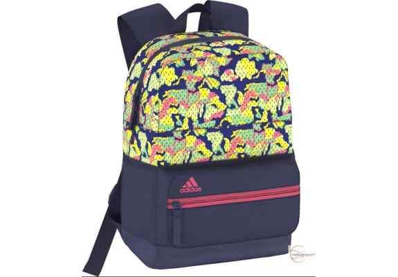 Plecak ADIDAS XS AB1784 granatowy + mix kolorów