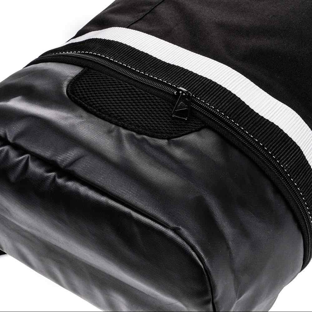 PLECAK ADIDAS TIRO S30276 czarny, białe logo