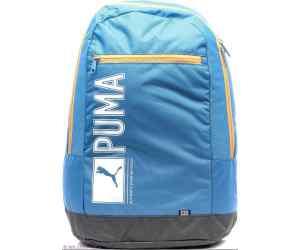 PLECAK PUMA PIONEER 07339107 niebieski, białe logo