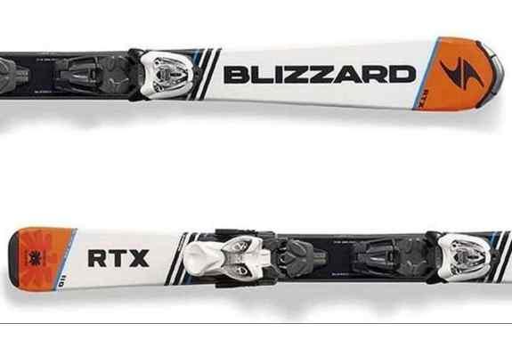 NARTY BLIZZARD RTX JR S (70-130) 16/17