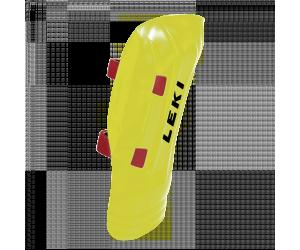 Ochraniacze goleni LEKI WC PRO Junior żółte