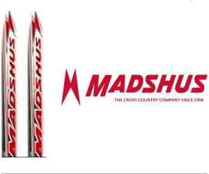 Narty biegowe dla dzieci MADSHUS SUPER U MG JUNIOR
