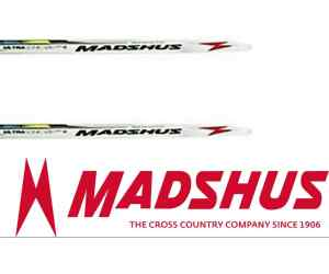 Narty Madshus ULTRASONIC INTELLIGRIP® SKIS