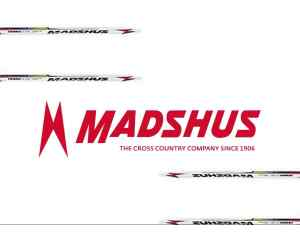 Narty Madshus TERRASONIC CLASSIC INTELLIGRIP® SKIS