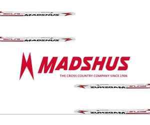 Narty biegowe Madshus REDLINE CARBON SKATE PLUS SKIS