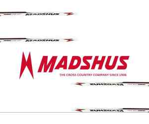 Narty Madshus TERRASONIC CLASSIC SKIS