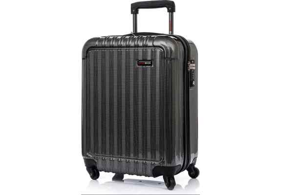 CABIN SUITCASE Q-BOX SWISSBAGS+