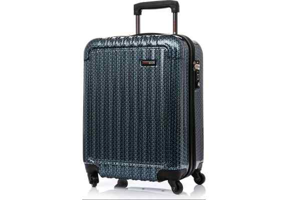 LARGE SUITCASE Q-BOX SWISSBAGS+
