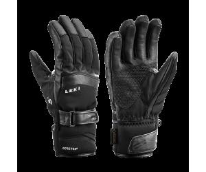 Rękawice narciarskie LEKI Performance S GTX black