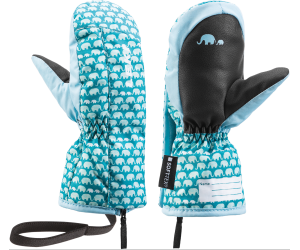 Rękawice dl LEKI Little Elephant Zap Mitt blue