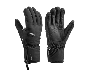 Damskie rękawice narciarskie LEKI Shape S Lady black