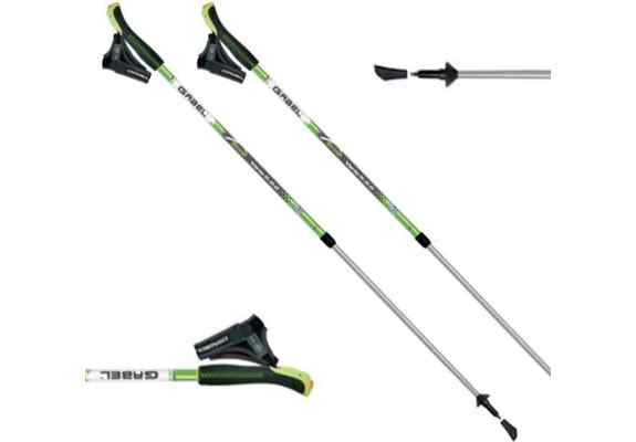 Kije nordic walking Gabel Stride Vario NCS