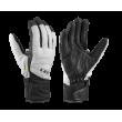 Rękawice narciarskie Leki Platinium S White