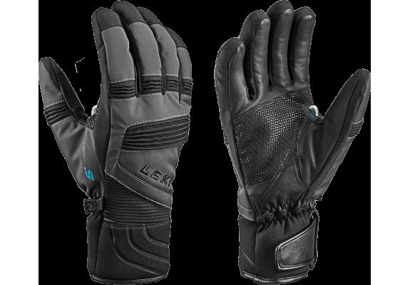 Rękawice narciarskie Leki Palladium S grey