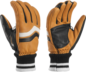 Rękawice narciarskie Leki Iridium S tan 9.0