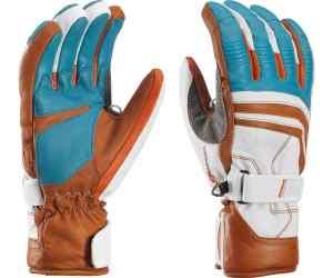 Rękawice narciarskie Leki Fuse Retro S blue 8.0