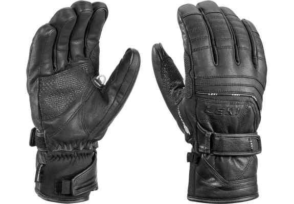 Rękawice LEKI Fuse S mf touch black 7.0