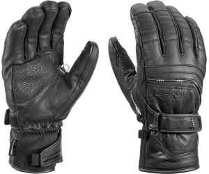 Rękawice LEKI Fuse S mf touch black 8.5