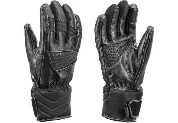 Rękawice narciarskie LEKI Griffin Lady S Black 7.0