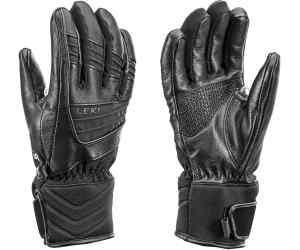 Rękawice narciarskie LEKI Griffin Lady S Blacki 6.5