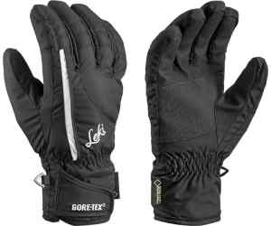 Rękawice narciarskie Leki Alpe GTX Lady black-white 7.0