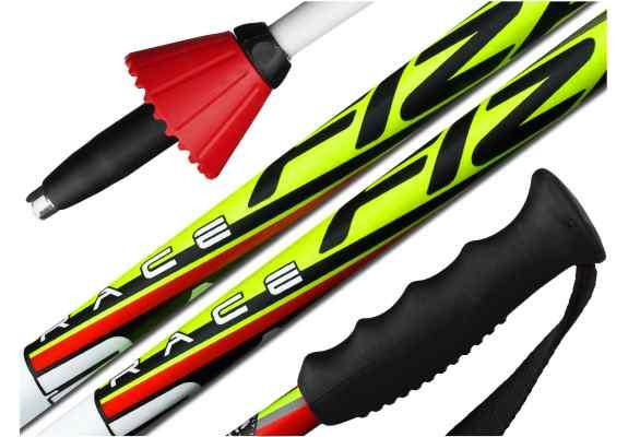 Kije narciarskie Fizan Race SL JR