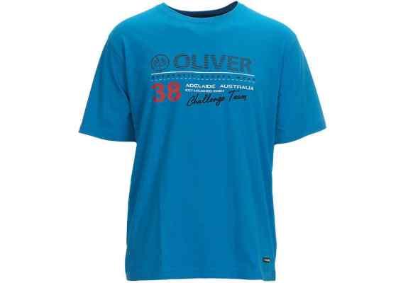 Koszulka Oliver ADELAIDE Niebieska