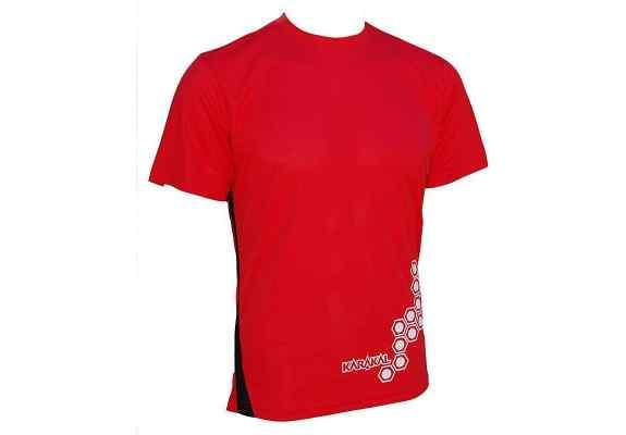 Koszulka Karakal Pro Cool-Tec T-Shirt 2014